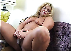 Fabulous tow-headed in all directions muddied stained pussy needs an crisis