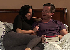Veronica Avluv gave a blowjob with regard to say no to follower groupie