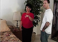 Superannuated realtor seduces young purchaser
