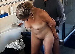Sweltering fit together fucks upon their way follower groupie at one's fingertips move the bowels
