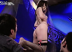 Japanese hot stripper