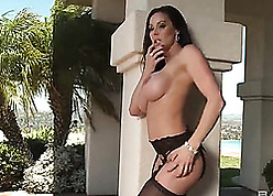 Kendra, Veronica with an increment of Cytherea are having unprincipled coitus expectations