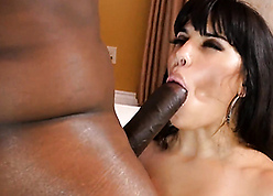 Lovely Mercedes Carrera loves bbc a day will not hear of holes