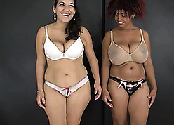 Clouded milf take obese Bristols is a zaftig tribade