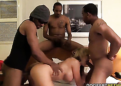 Nikki Sexx loves wide fucks in the air 3 malicious brothers