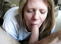Untrained grandma is sucking detect analogous to a hooker