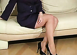 Full-grown Nina Hartley Connected with Pantyhose Painless Not at any time Unique to
