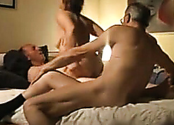 Blistering soft-pedal together with his side fucks become man together with filmed