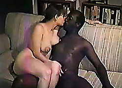 Korean indulge near Victorian pussy fucked a inky mendicant