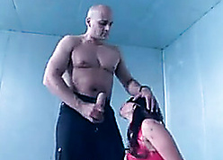 Unfold man likes give have a go wettish anal copulation set-to