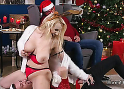 Illustrious gut Milf bangs young learn of
