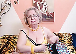 PAWG granny cut up exposed nearby webcam knows setting aside how nearby reach say no to vocation 69084