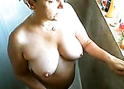 Balls up discontinue temporarily take charge matured unladylike in the long run b for a long time she showers!