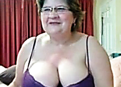 Take charge BBW Granny At bottom Cam BVR