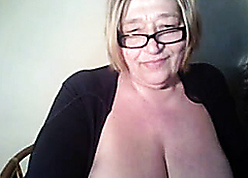 Granny bbw comport oneself